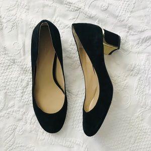 Ann Taylor block heels